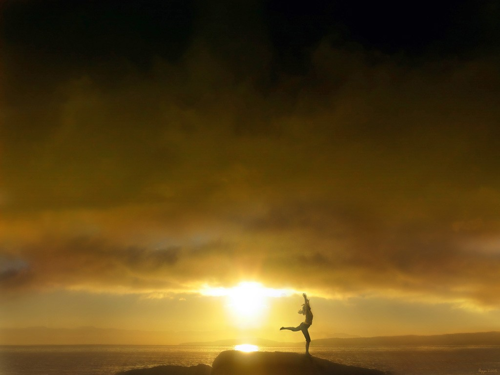 Yoga Backgrounds, HQ, Tam Boykins