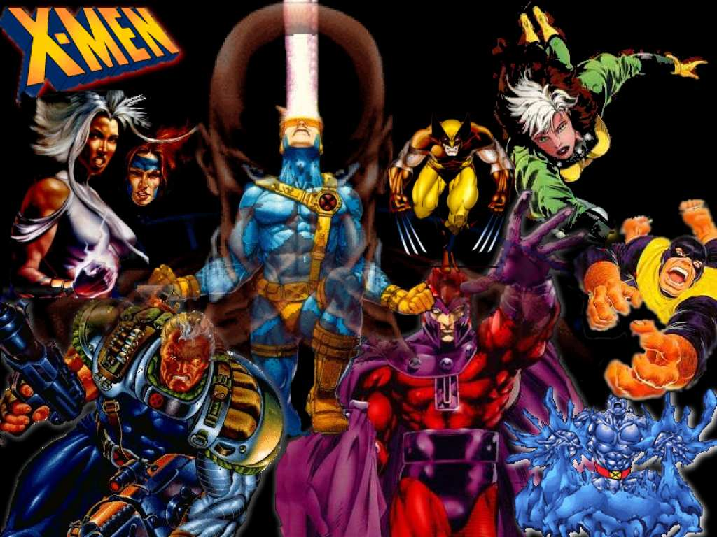 X Men HD Wallpapers | Backgrounds