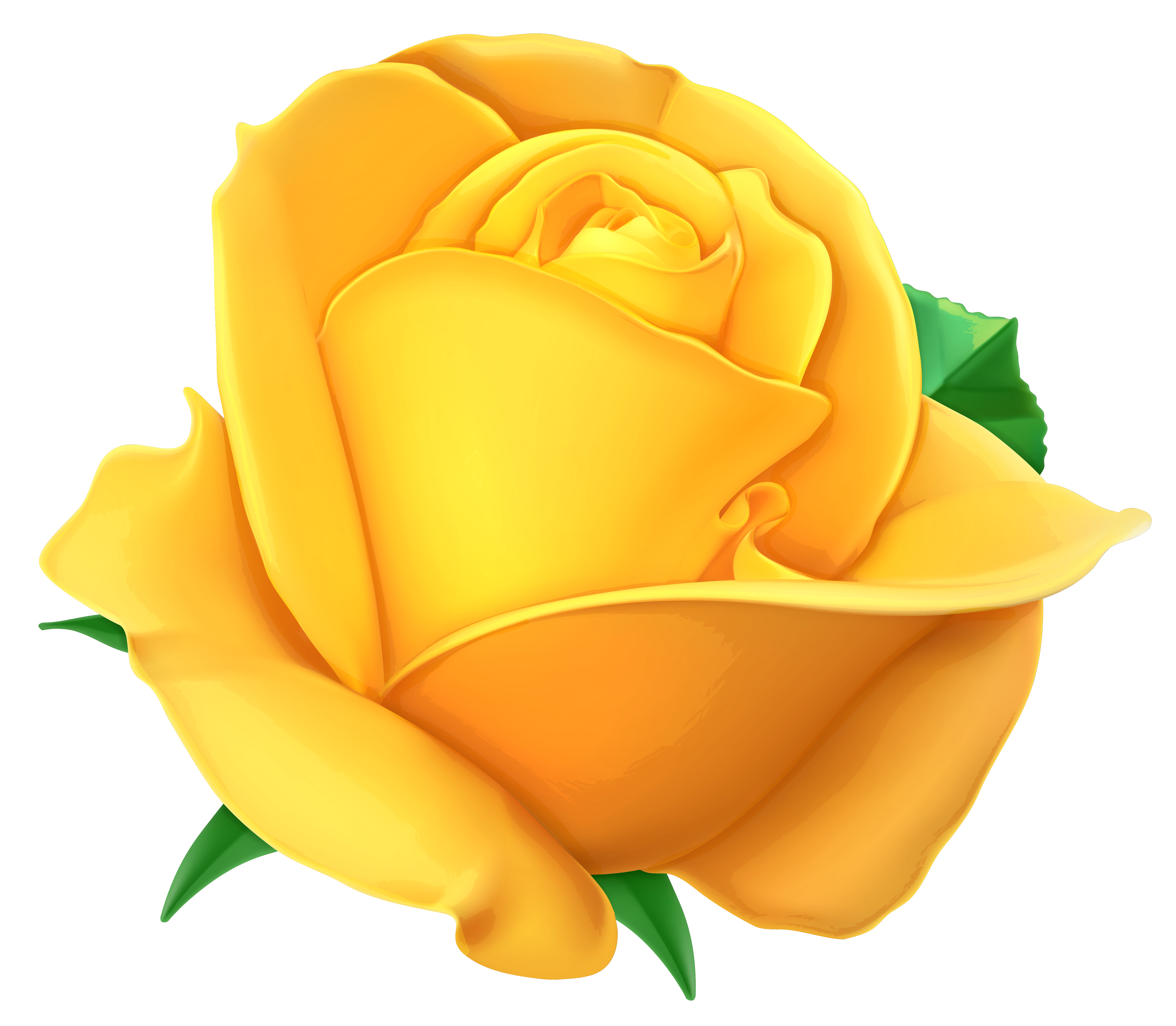 Wallpaper, Yellow Rose (39617964)