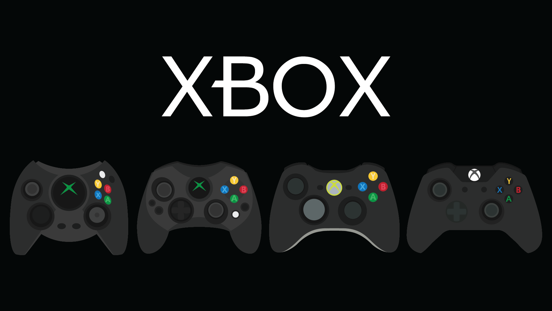 Xbox One Wallpaper by Earnestine Mata PC.45-DUL