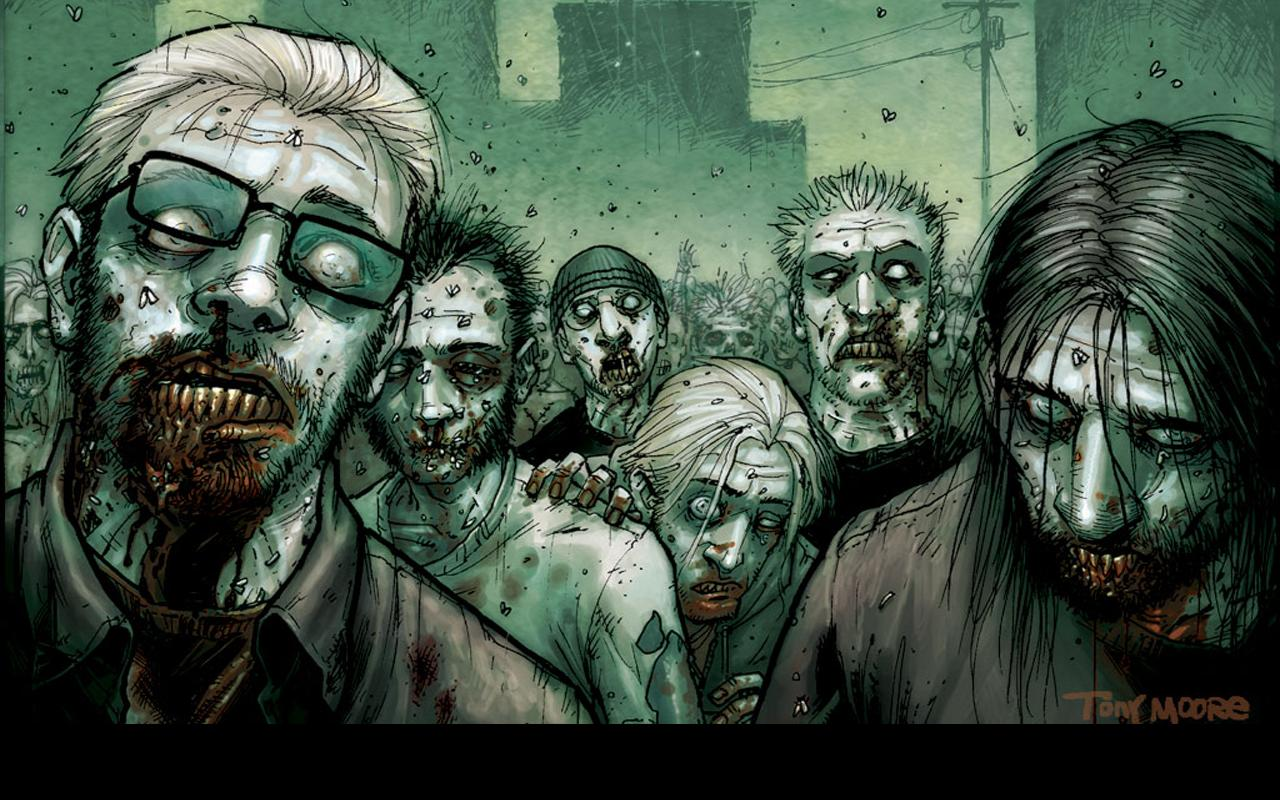 Awesome Zombies HD Wallpaper Pack 63 | Free Download