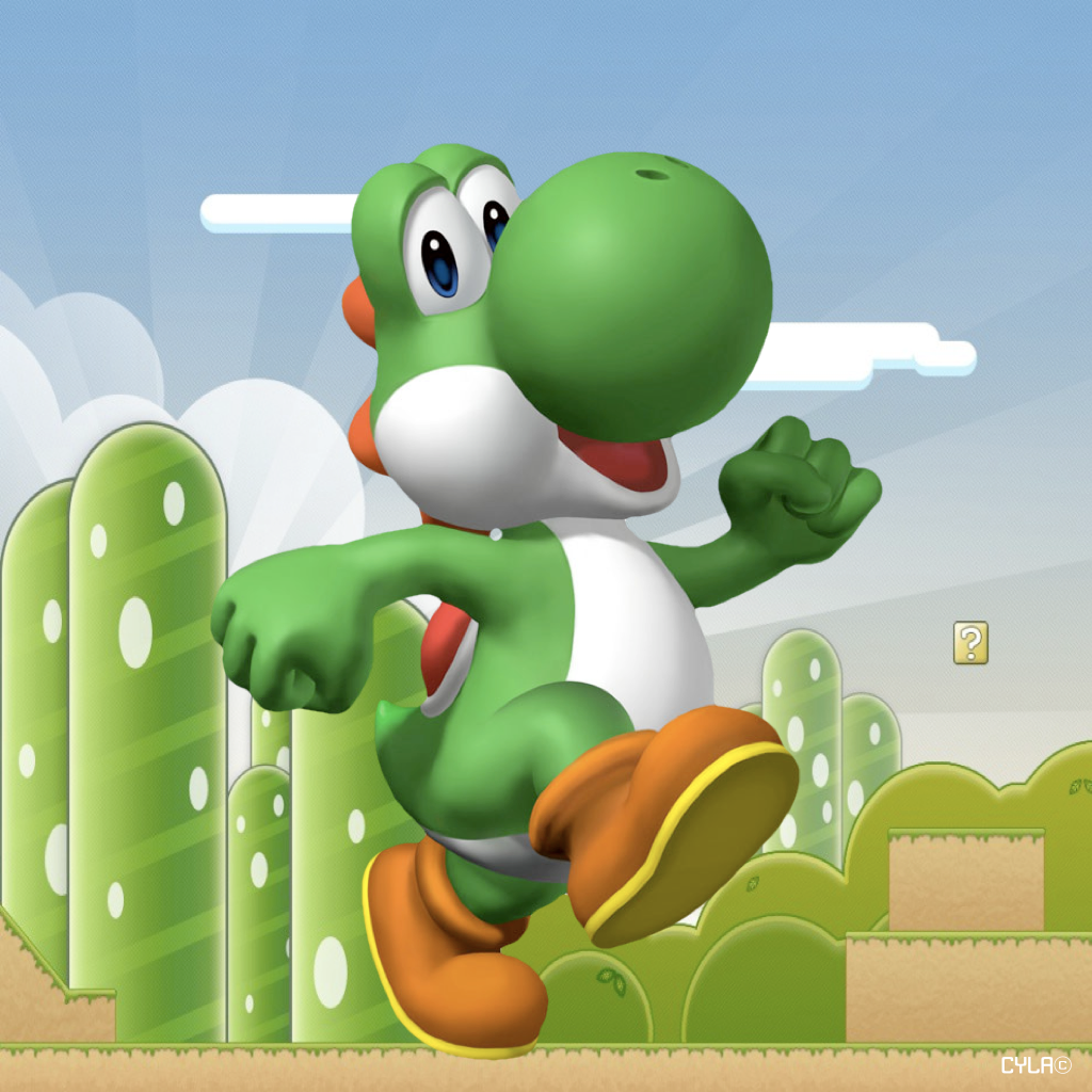 Awesome Yoshi HD Wallpaper Pack 36 | Free Download
