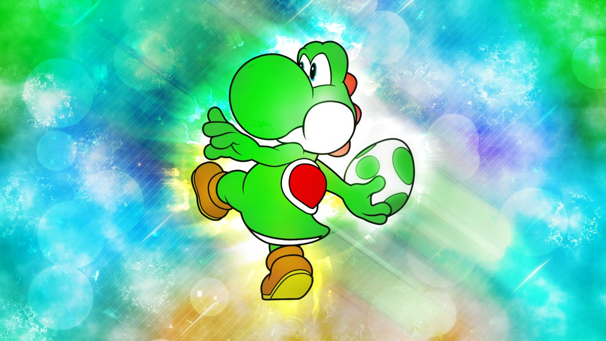 High Quality Image of Yoshi | 1191x670