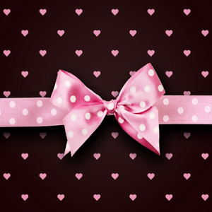 Download Free Bow Wallpapers 300x300