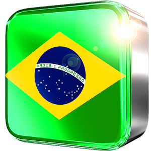 300x300 px Fine 4K Ultra HD Backgrounds of Brazil Flag, Full HD 1080p Desktop Backgrounds for PC&Mac, Laptop, Tablet, Mobile Phone