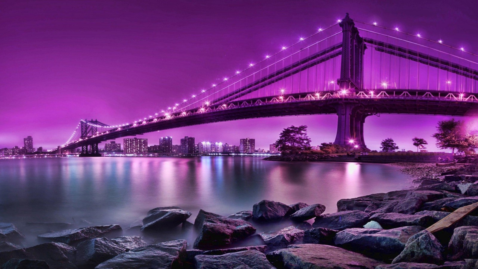 Cool HD Wallpapers Collection of Bridge - 1600x900 px, September 30, 2014