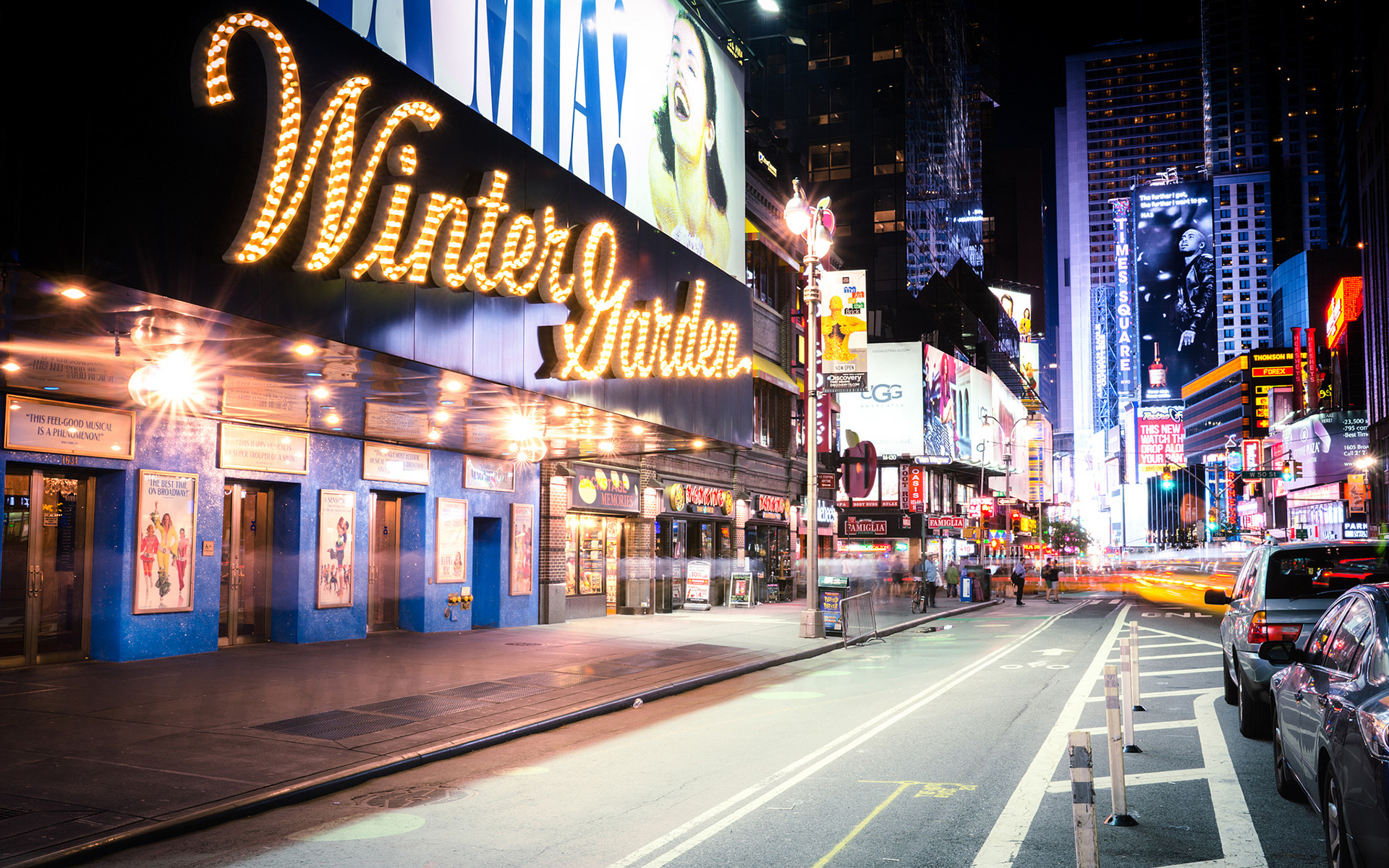 Broadway Full HD Quality Wallpapers