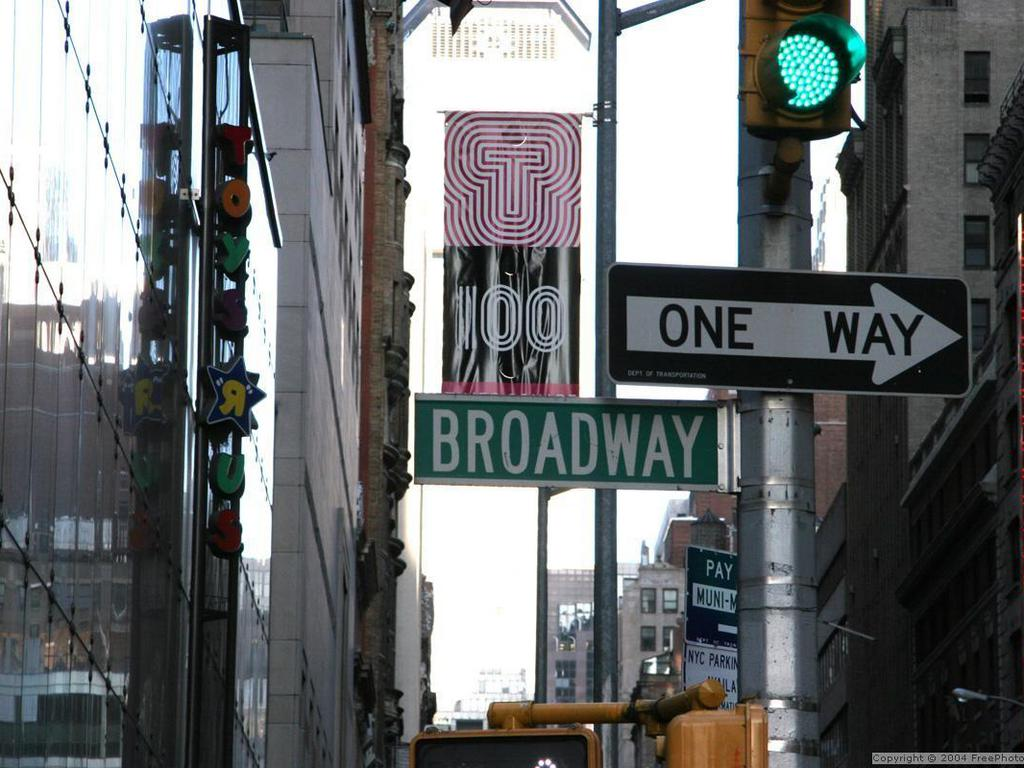 Broadway Wallpaper for PC | Full HD Pictures