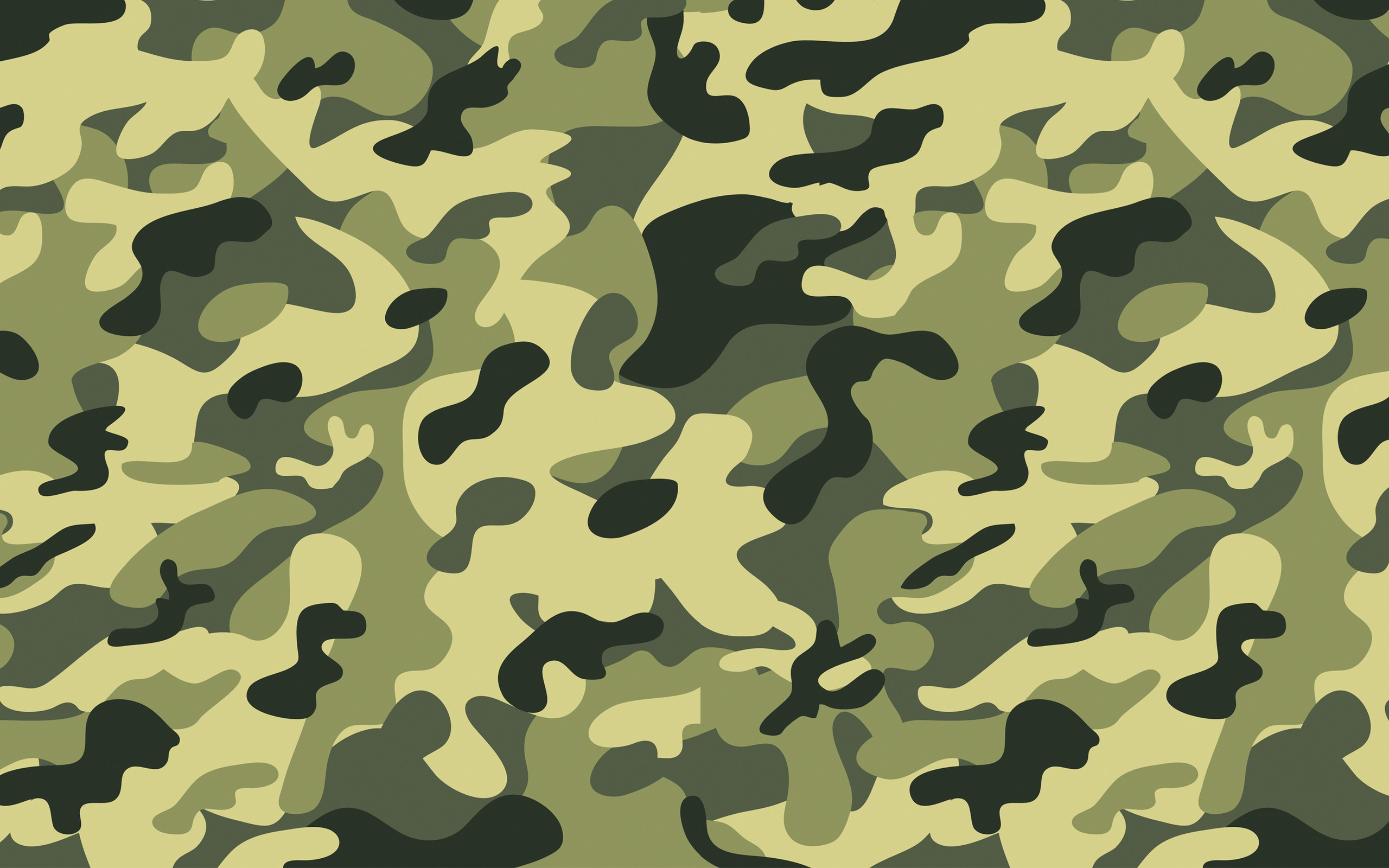 Beautiful Camouflage Backgrounds in HDQ
