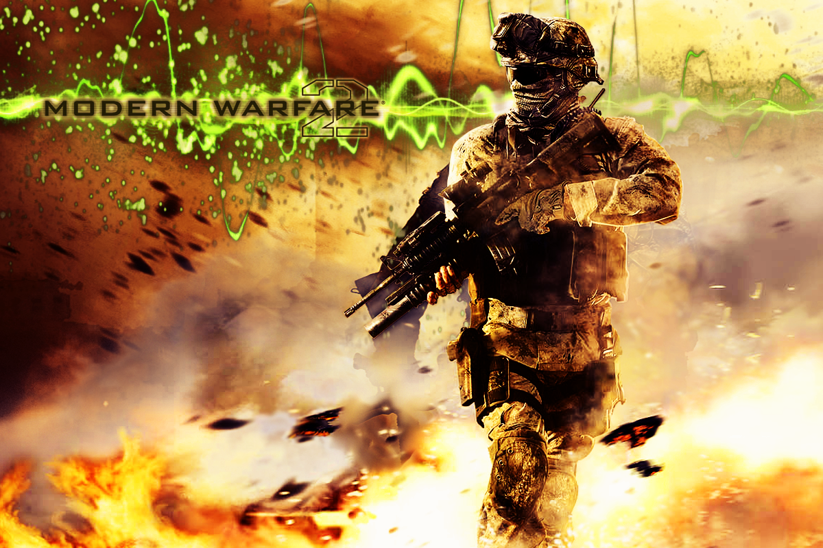 Call Of Duty Modern Warfare 2 | HD Widescreen Wallpapers