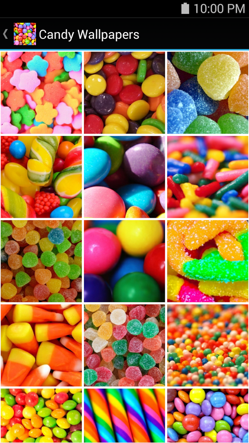 New Candy 4K Ultra HD Wallpapers