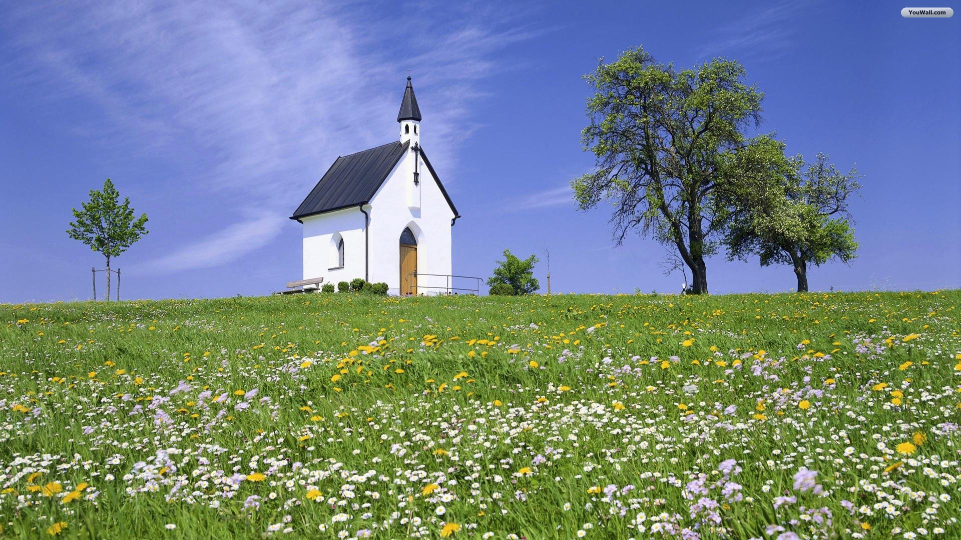 Wide HD Church Wallpaper | B.SCB 100% Quality HD