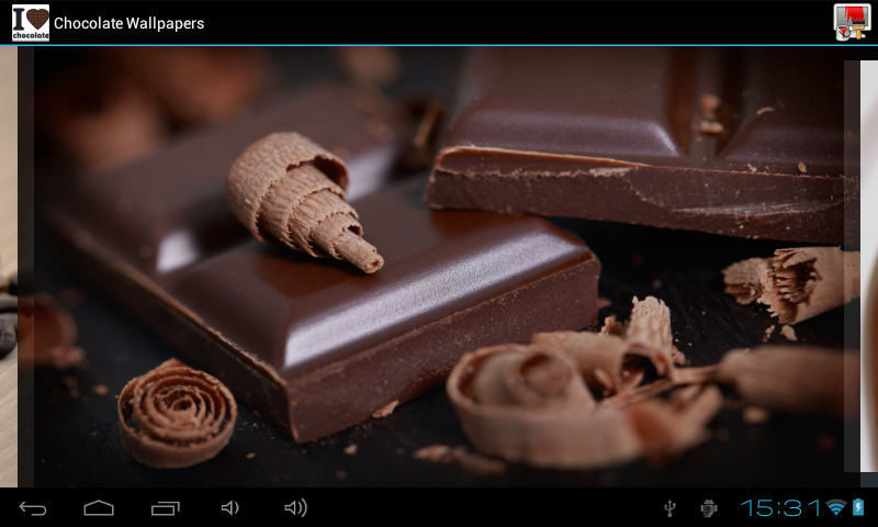 XYF23: Chocolates Wallpaper 800x480 Download