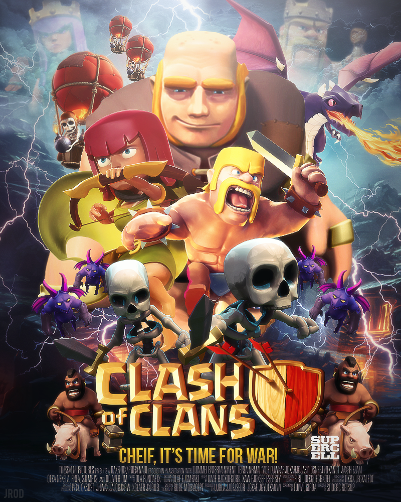 Quality HD Clash Clans Wallpapers Archives 46 B