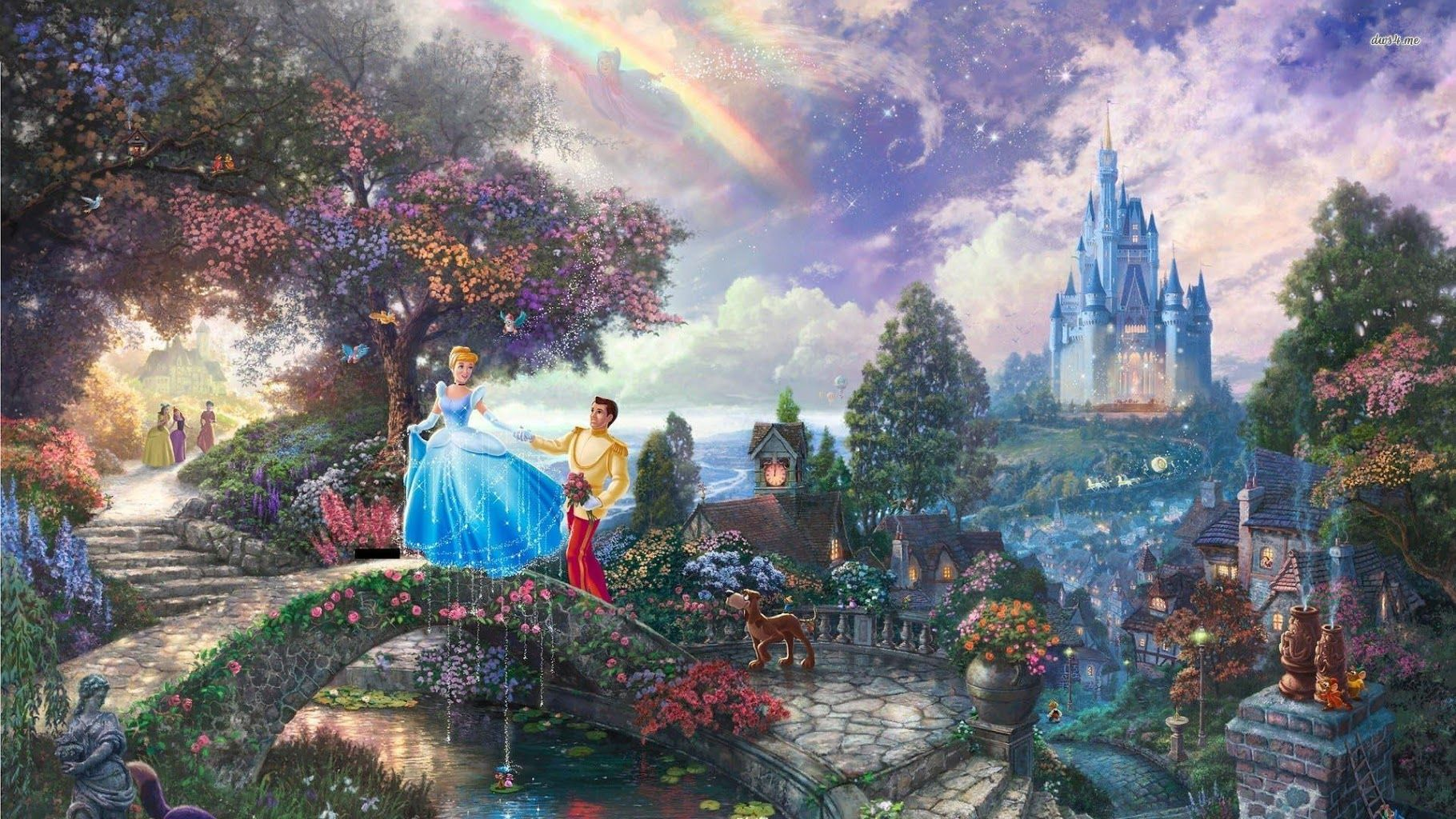 Cool HD Wallpapers Collection of Cinderella - 1820x1024, 08.17.13