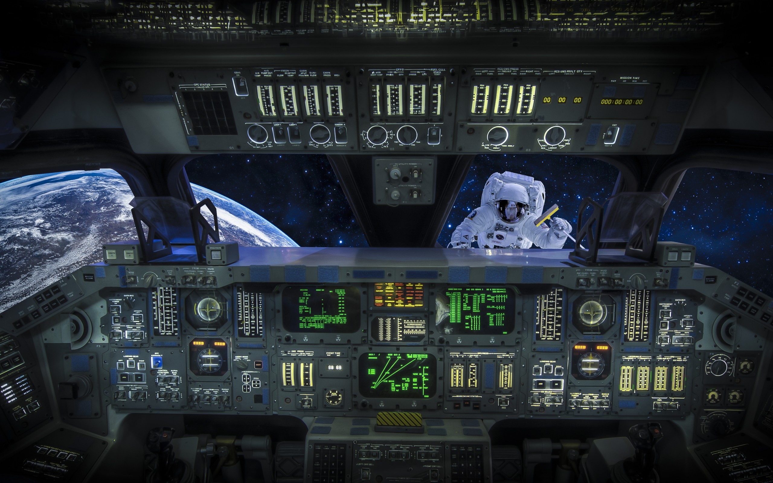 Cockpit Wallpapers 2560x1600 | BsnSCB Gallery
