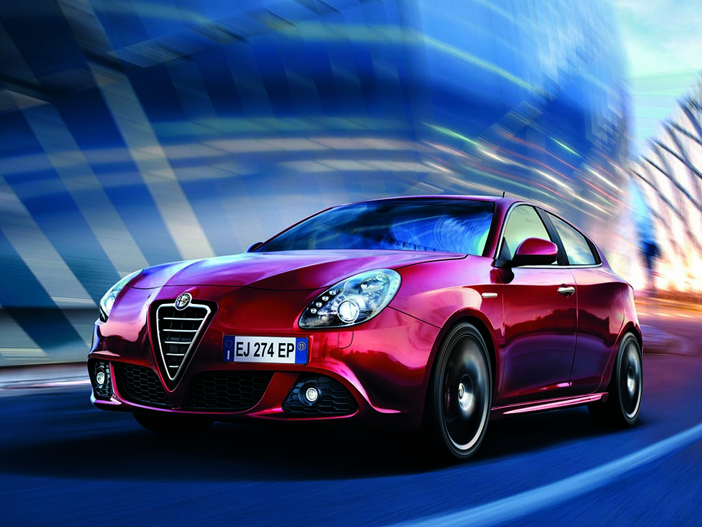 Best Alfa Romeo Giulietta 1024x768 px Wallpaper by Cedric Bish