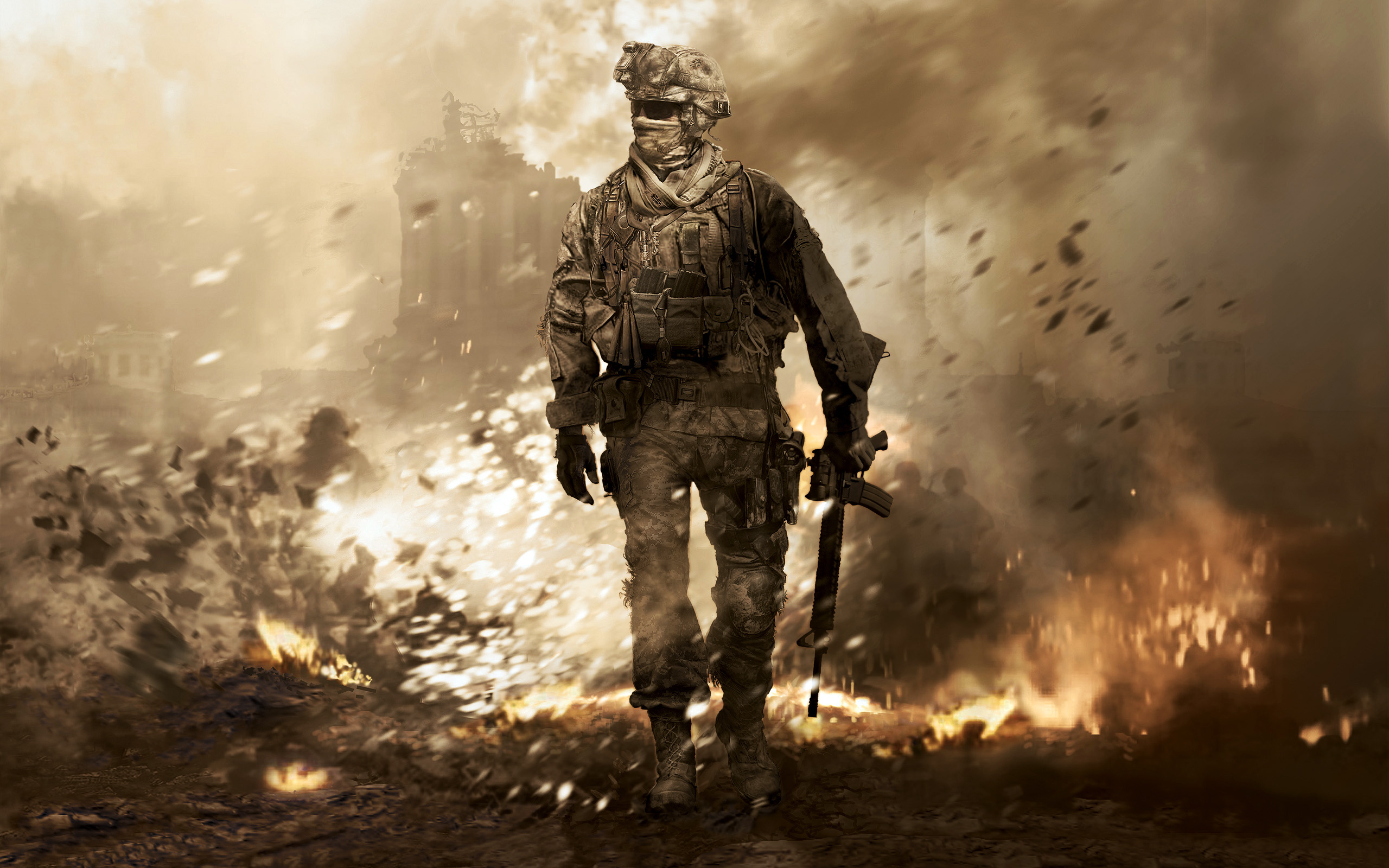 Cod Backgrounds, TUD87 Collection