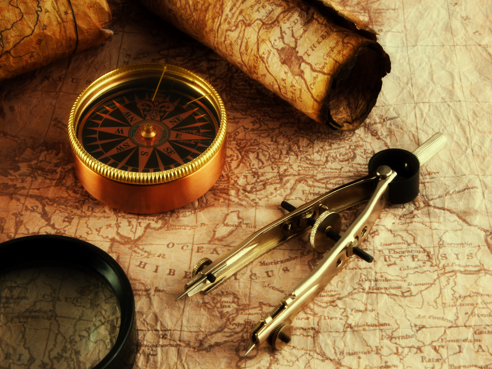 High Resolution Compass Wallpapers #27211679 Wallpapers