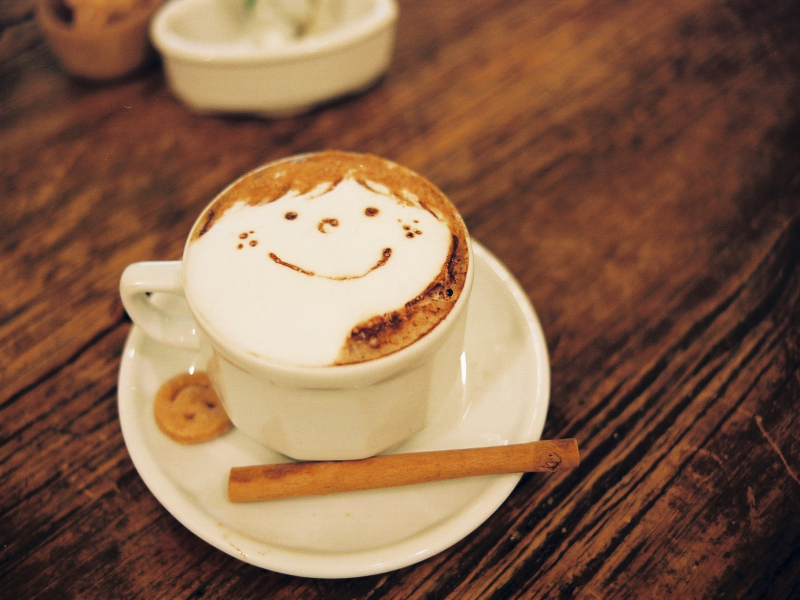 Cool Cappuccino | HD Quality Backgrounds