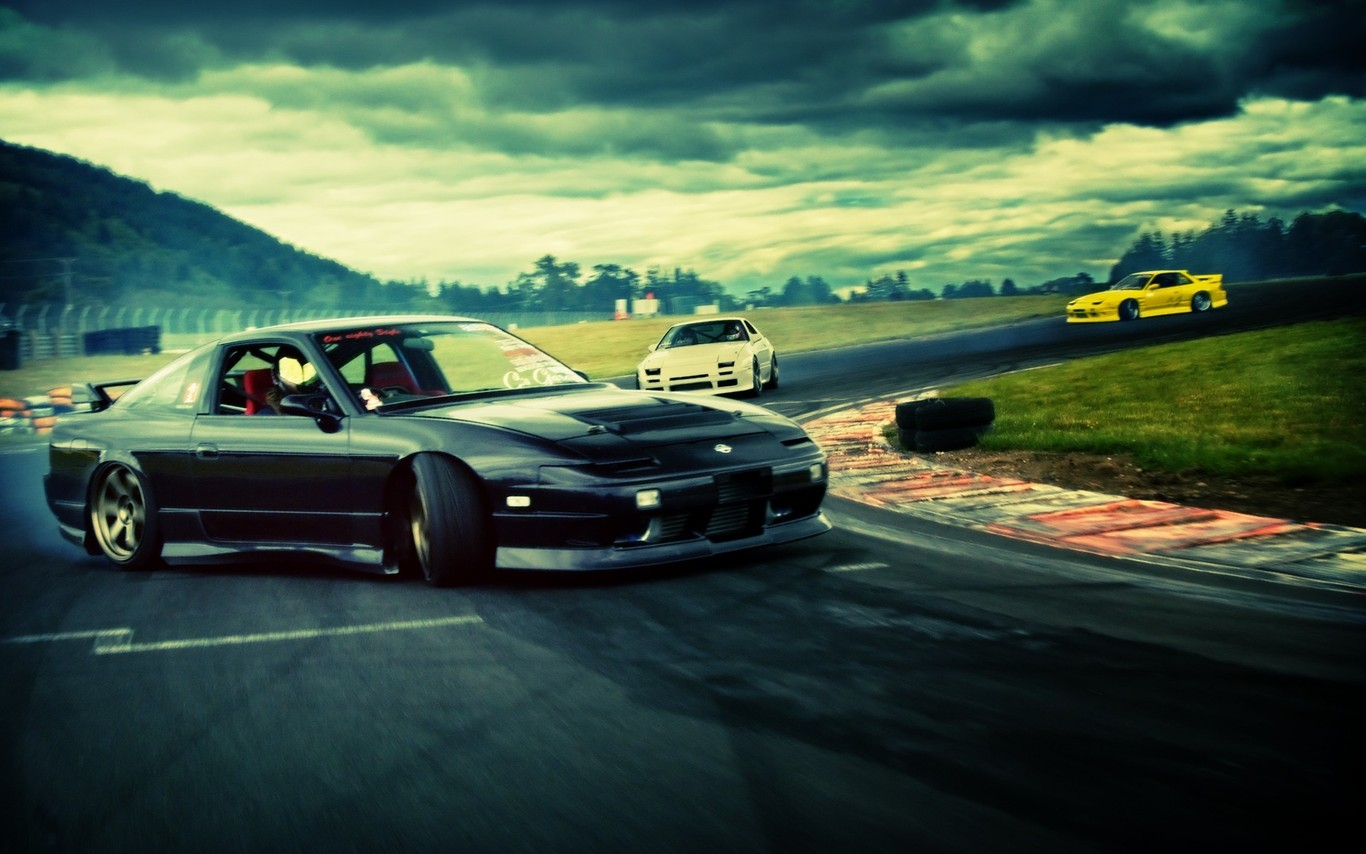 #39489448 Cool Drifting Wallpaper for PC, Mobile