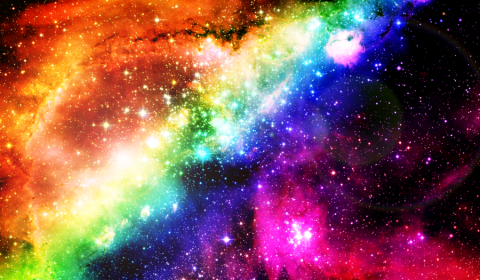 Cosmic Wallpapers in HD | 480x280, by Avis Baer