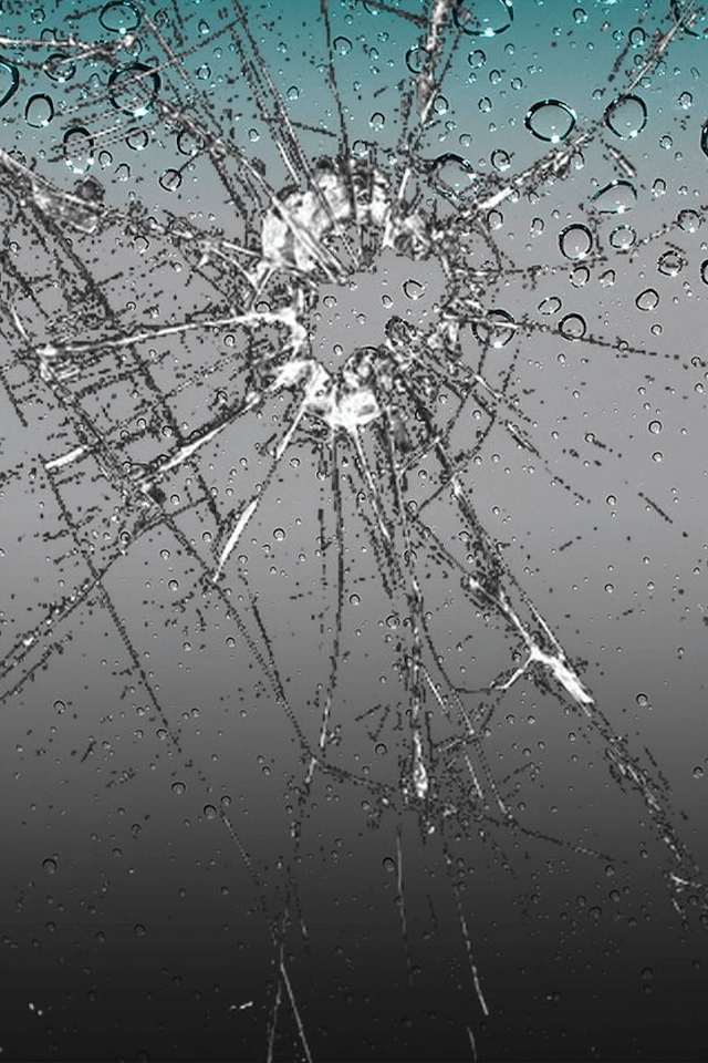Computer Cracked Wallpapers, Desktop Backgrounds 640x960