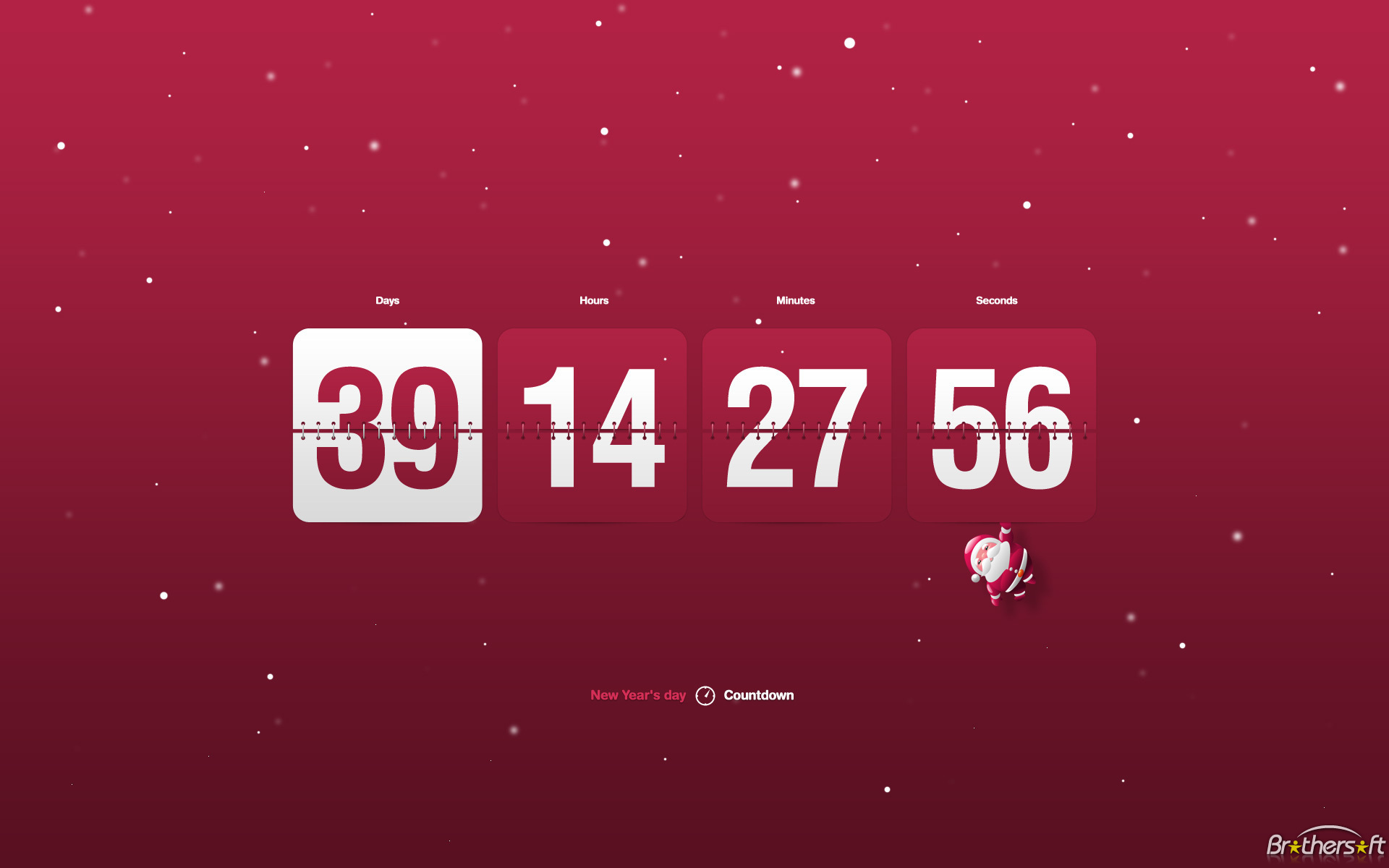 Countdown HD Wallpapers, 0.17 Mb, Flossie Josephson