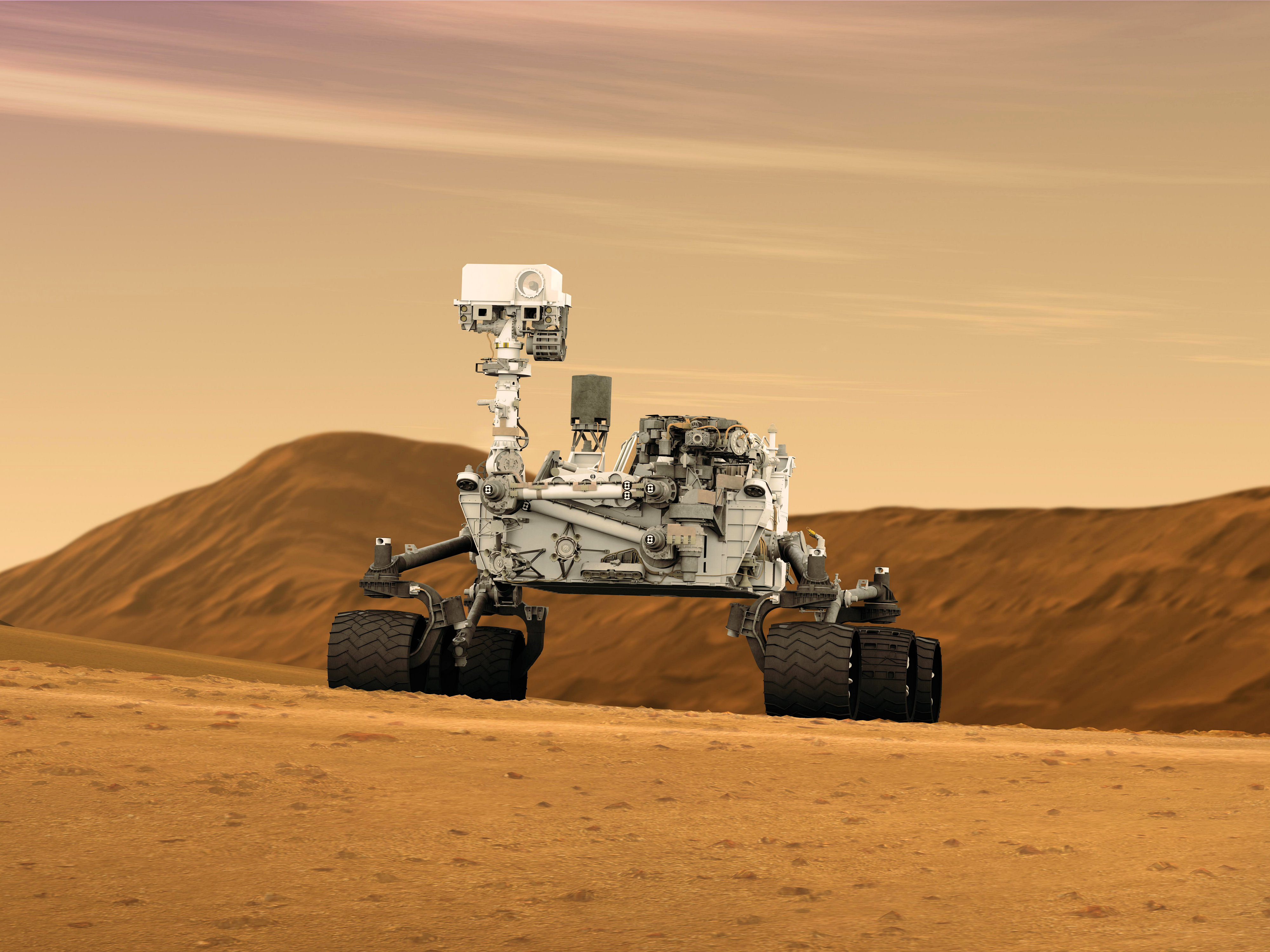 38979577 Curiosity Wallpaper | Download for Free