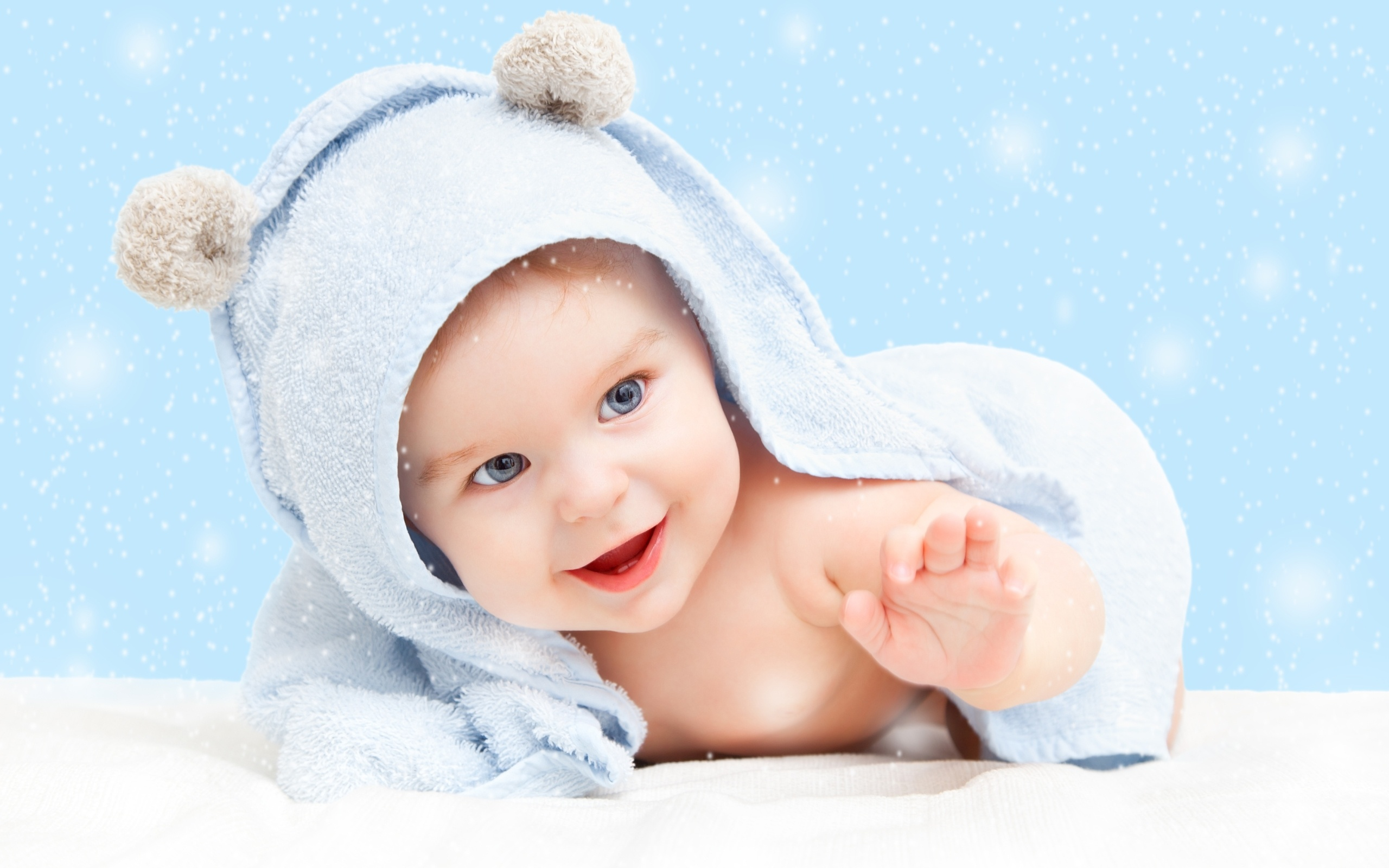 Widescreen Wallpapers of Cute Baby » Nice Pics