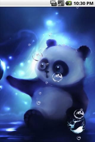 Cute Panda | Full HD Backgrounds