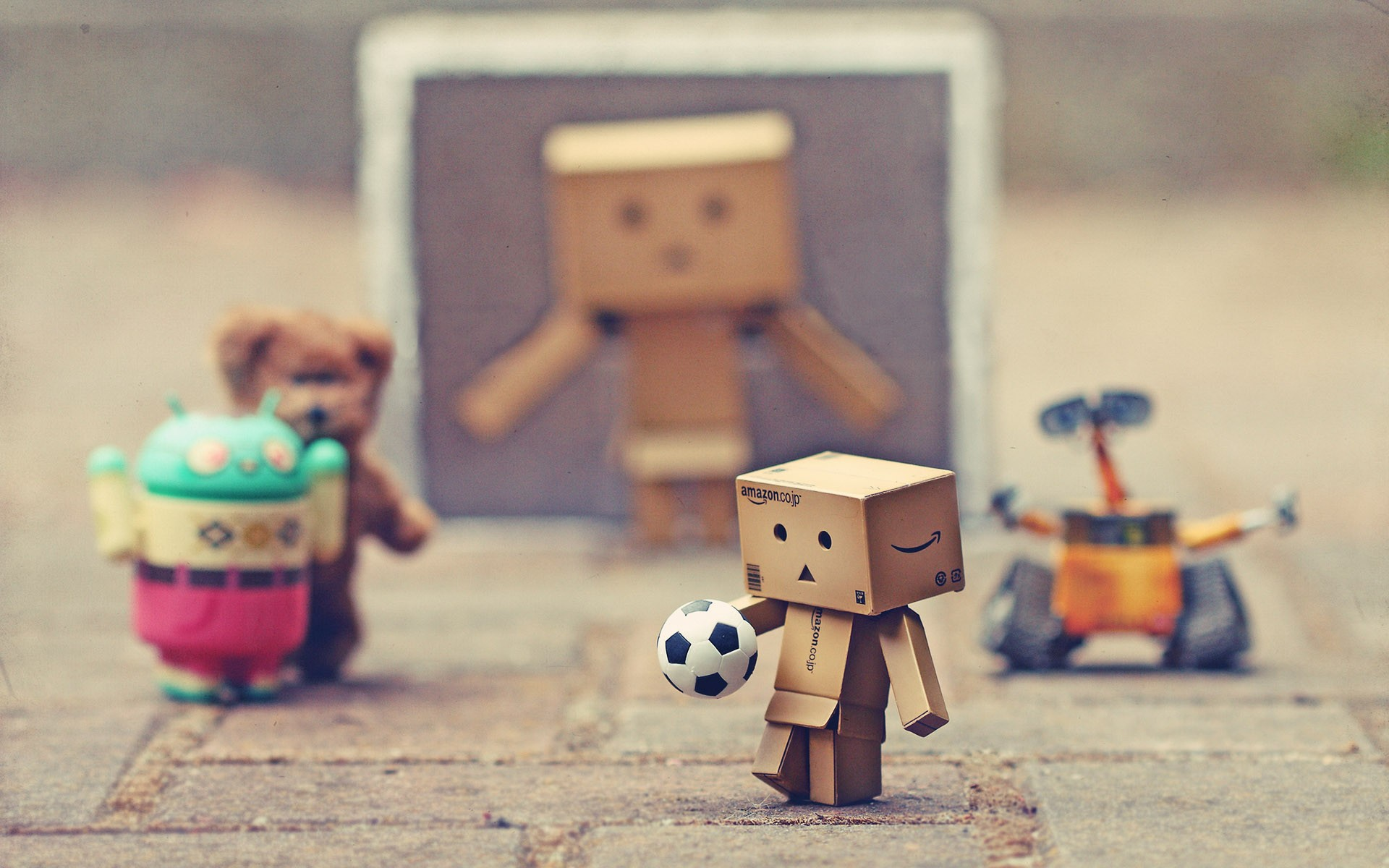 Nice HD Wallpapers Collection of Danbo - 1920x1200 px, 24/10/2015