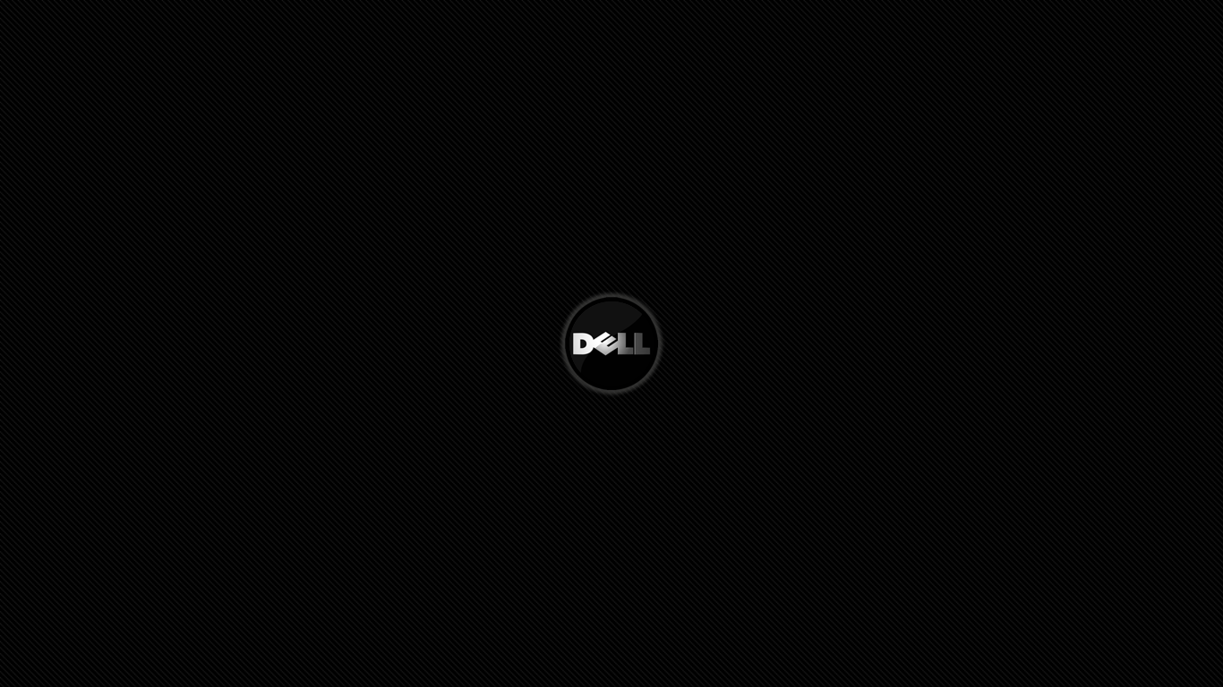 PC 1366x768 px Dell Wallpaper, B.SCB
