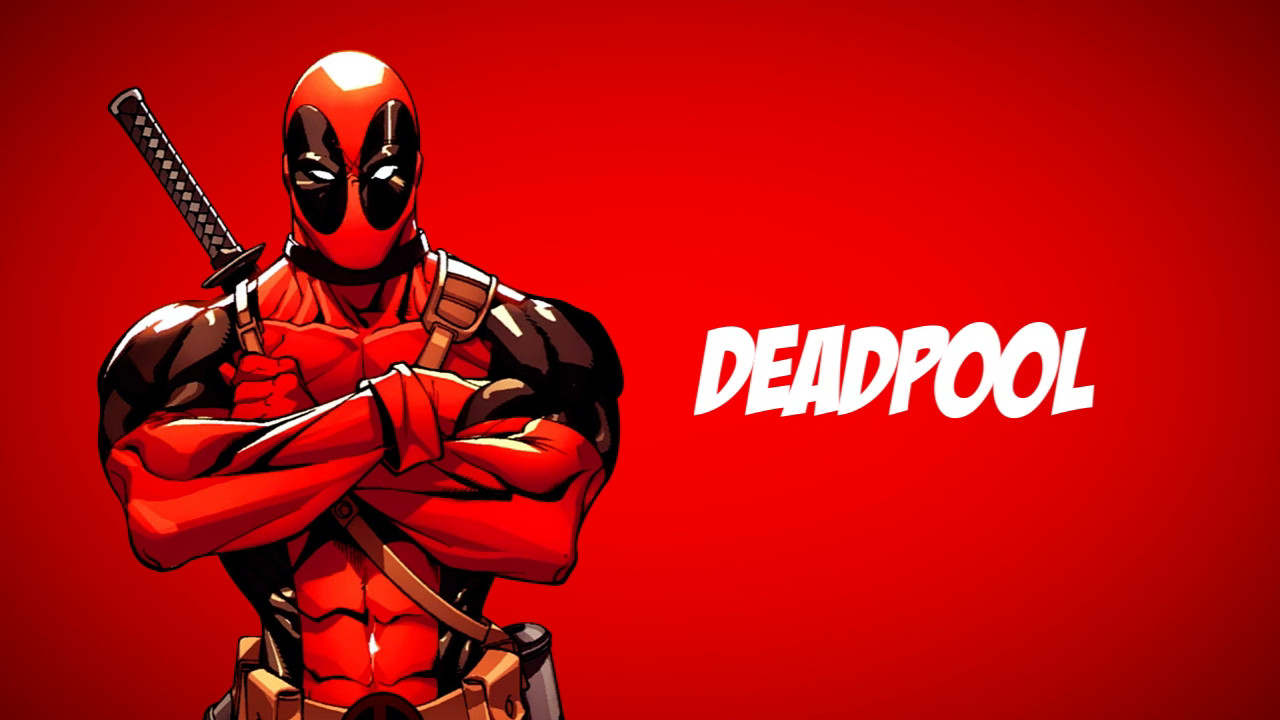 Amazing 40127901 Deadpool Wallpapers | 1280x720