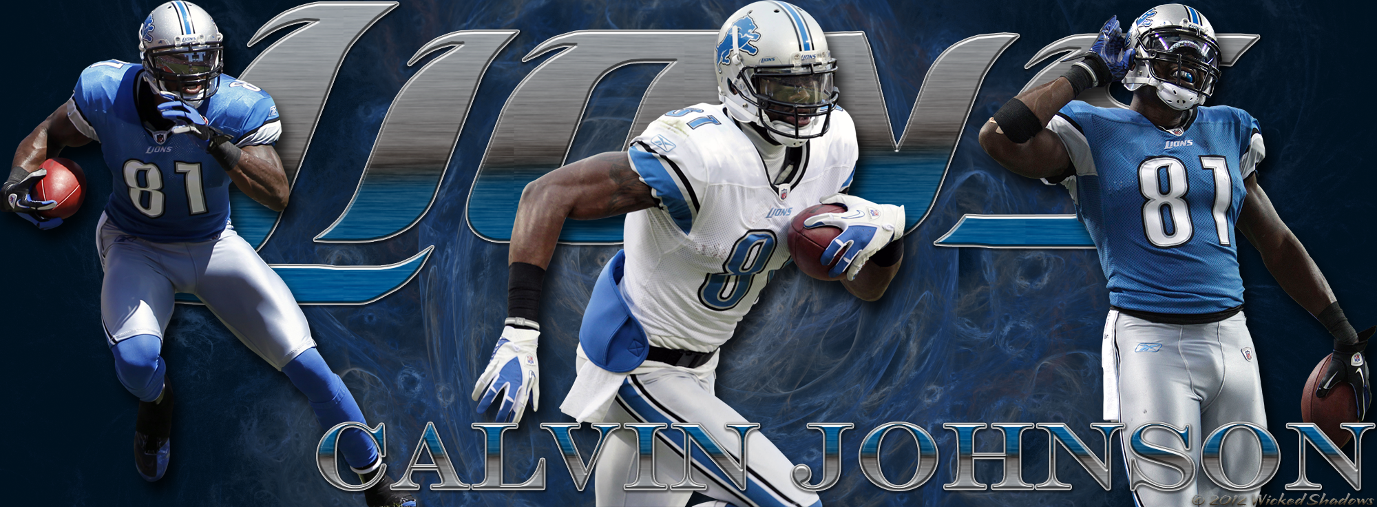 Mobile Detroit Lions Pictures| HDQ Cover B.SCB WP&BG Collection