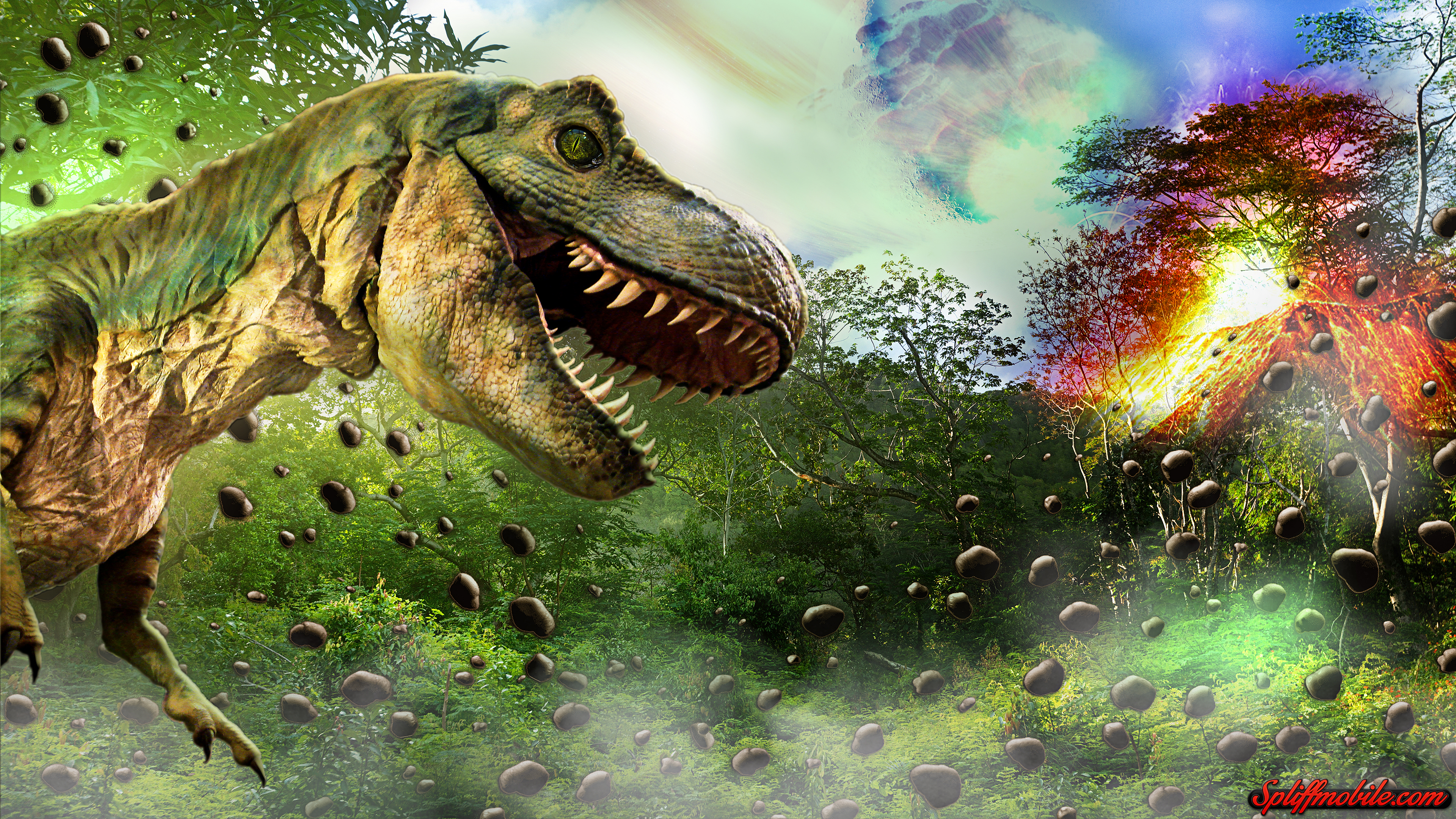 Live Dinosaur Pictures Wallpaper