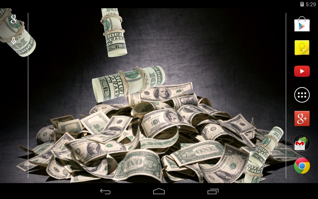 Tablet Compatible - Dollars {HQ} Photos