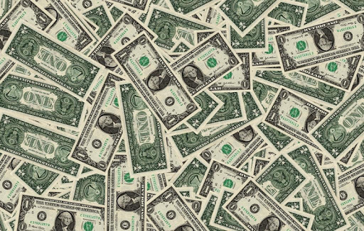 Desktop Backgrounds: Dollar, by Mercedez Gladney, 512x326