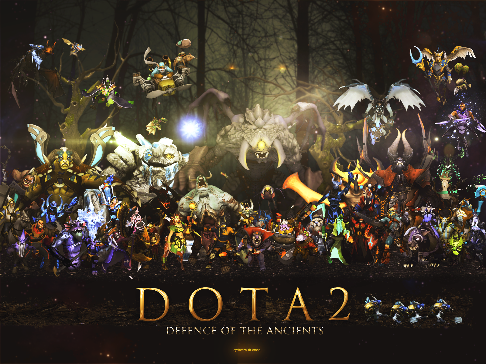 Top HDQ Dota 2 Images