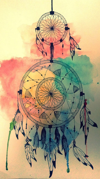 Dream Catcher Iphone Wallpapers Wallpapersafari