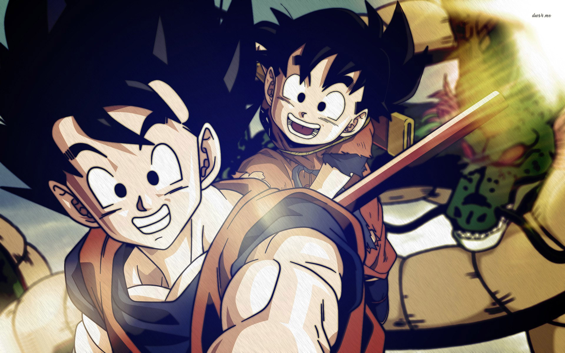 Dragon Ball Z Full HD Quality Wallpapers