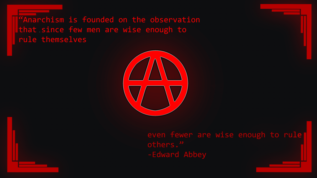 Anarchist Full HD Quality Wallpapers