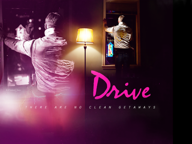 Full HD Backgrounds: Drive, 640x480 px