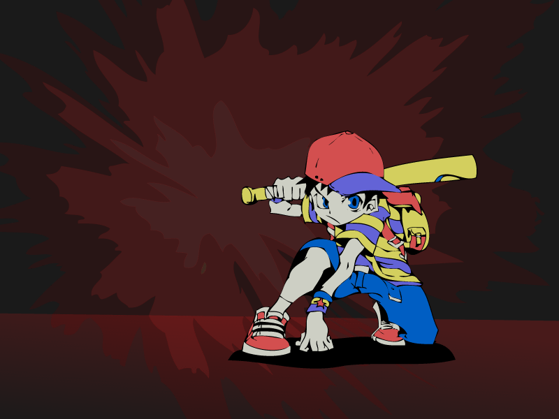 Collection of Earthbound Widescreen Wallpapers: 38910979, 800x600