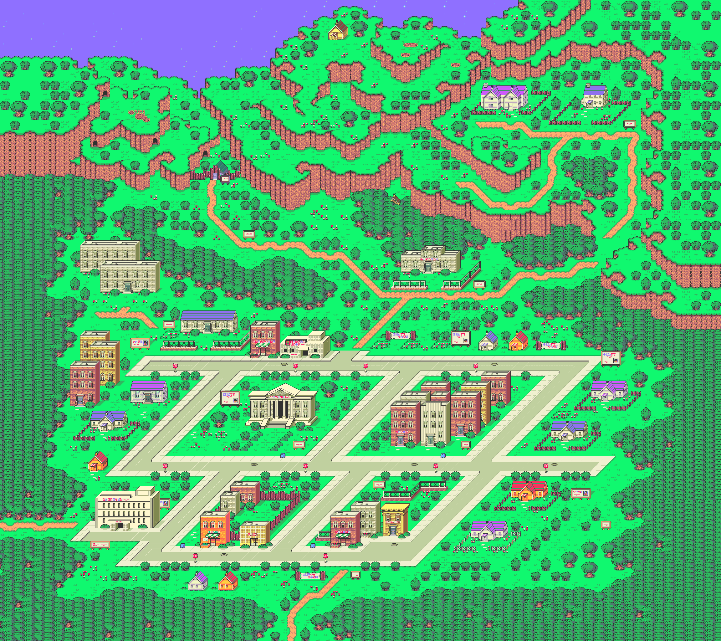 V.39 Earthbound, HD Widescreen Images