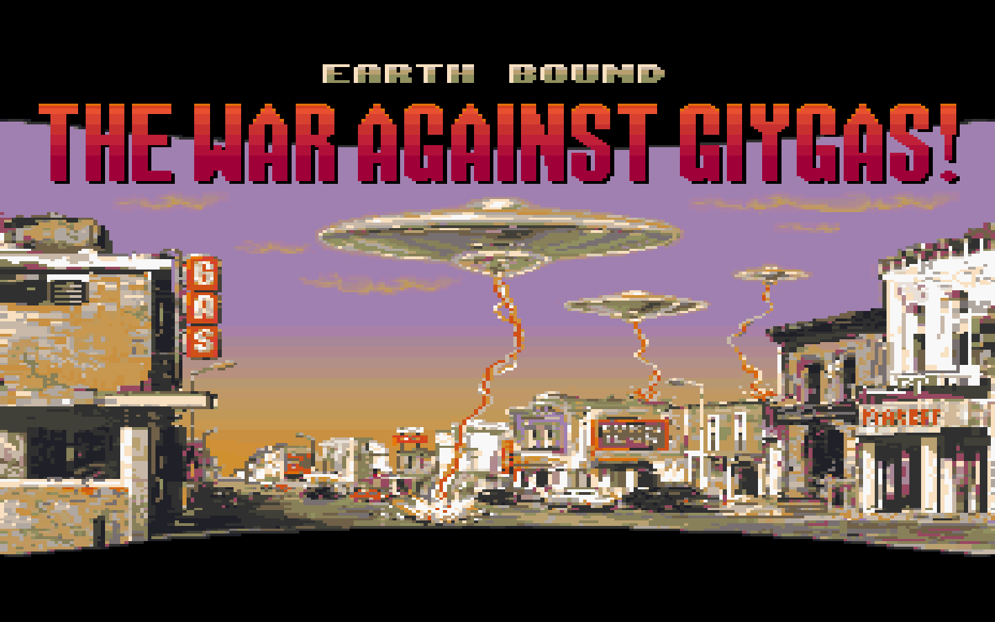 Earthbound Wallpaper for PC | Full HD Pictures