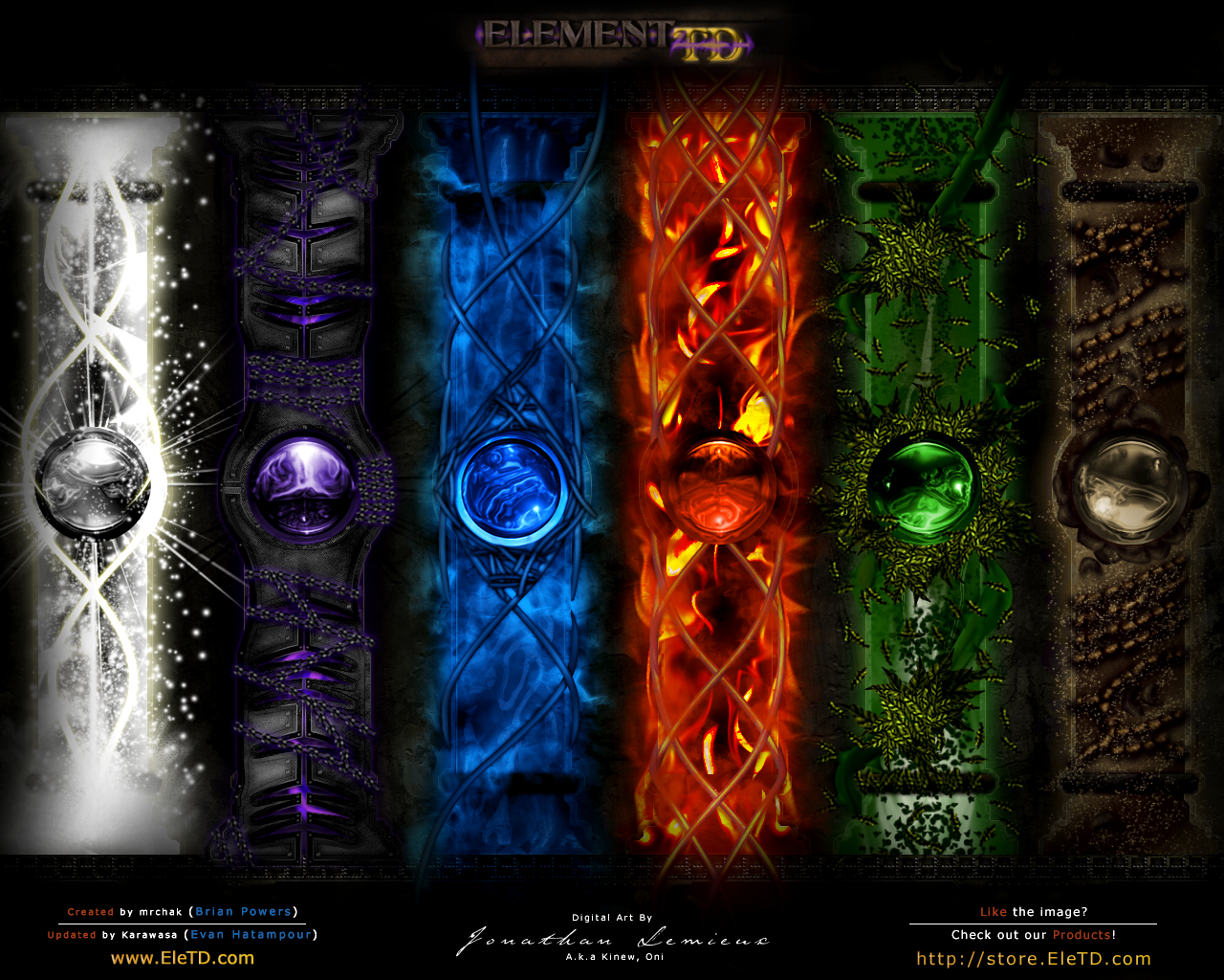 Elemental Pictures HDQ Cover 1280x1024