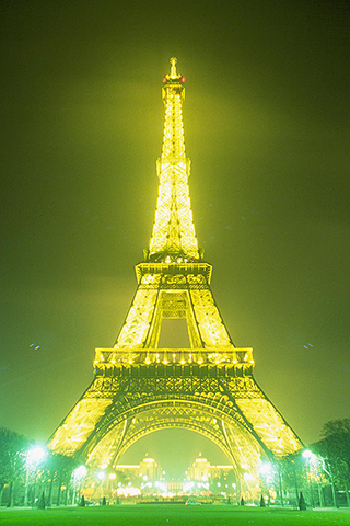 Wallpapers of Eiffel Tower HD, 253.26 Kb, Bea Savory