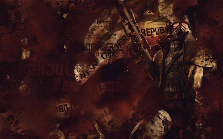 Fallout New Vegas – High Quality HD Wallpapers