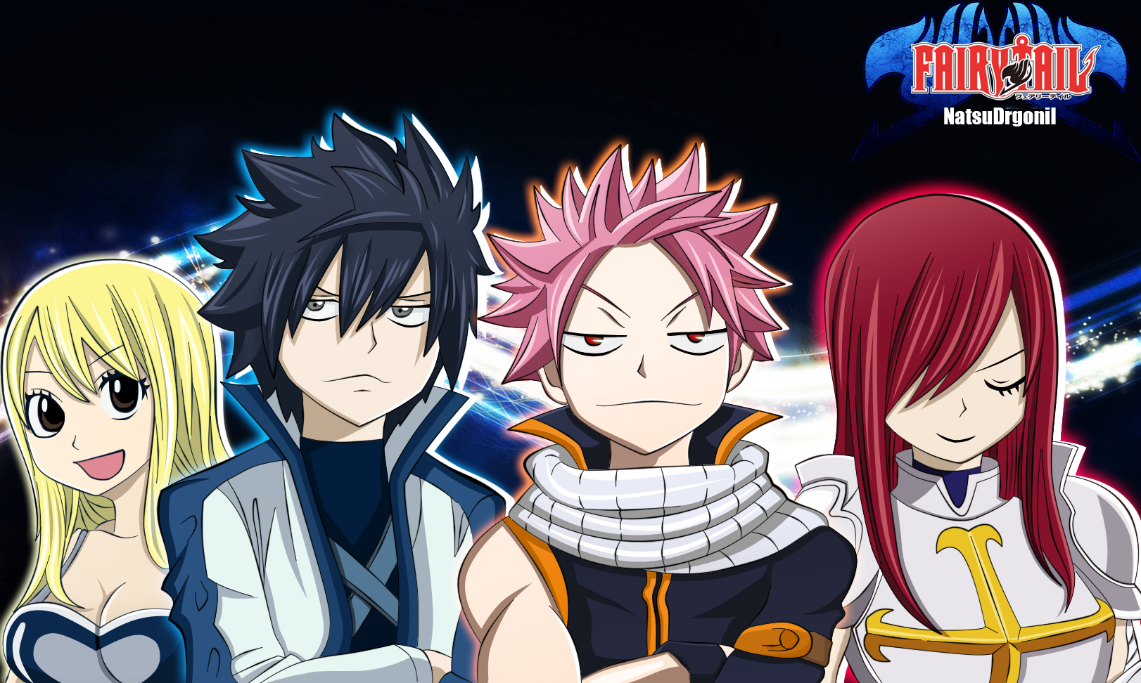 Fairy Tail Backgrounds (1622x972 px, VKP1414)